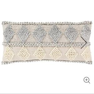 Surya Ander Style Lumbar Pillow Cover NWT